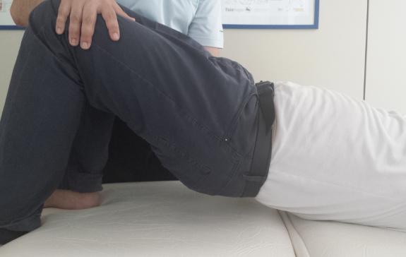 Ejercicios prótesis de cadera