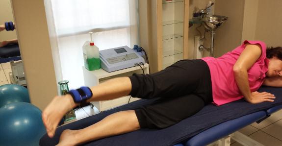 Fisioterapia para prótesis de cadera