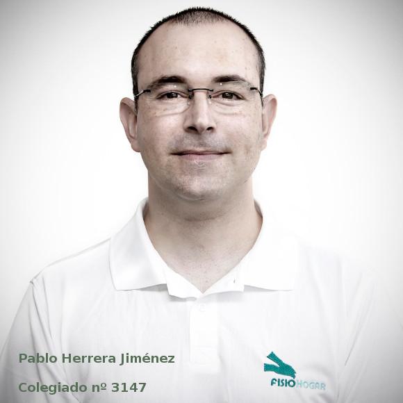 Pablo, fisioterapeuta a domicilio en Madrid