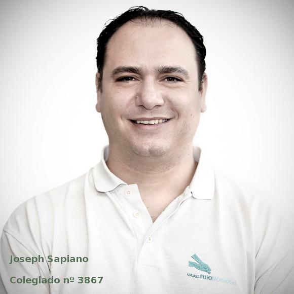 Joseph, uno de nuestros mayores especialistas en fisioterapia.