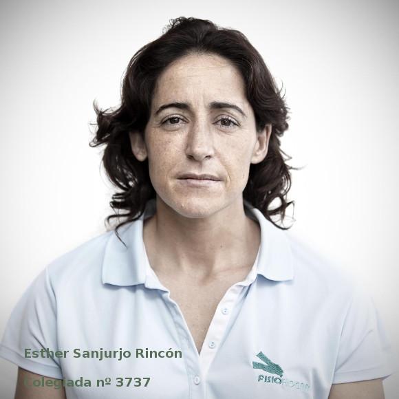 Esther,  otra de nuestras fisioterapeutas en Madrid.