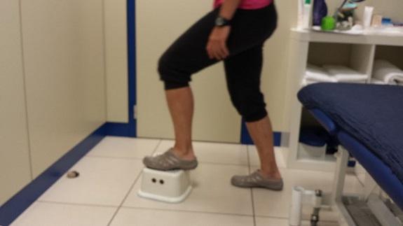 Actividad tras implante de prótesis de cadera