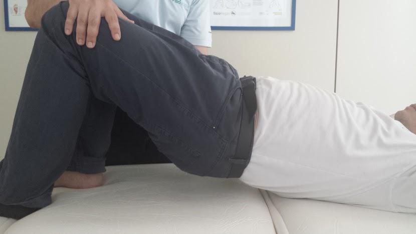 Rehabilitación tras colocar prótesis de cadera
